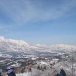 10年ぶりのスキー