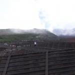 富士山に登ってきました(2) ~ 五合目から本八合目まで
