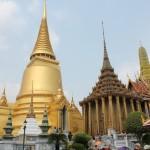 タイ編 〜 バンコク(1):空港からワット・プラケオへ