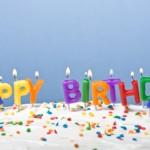 46歳の誕生日を迎えました