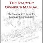 """顧客開発マニフェスト 〜 """"The Startup Owner's Manual"""" を読んでいます"""