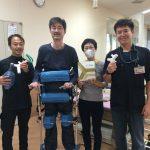呼吸リハビリ器具 LIC TRAINER